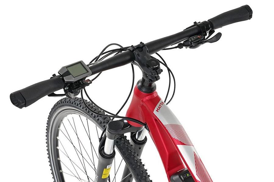 Ηλεκτρικό ποδηλατο Trekking Apache MATTA E6