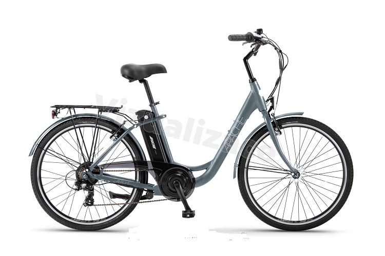 Ηλεκτρικό ποδήλατο πόλης Apache Tanka